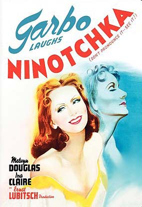 Ninotchka Movie Poster